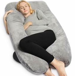 QUEEN ROSE Pregnancy Pillow - Full Body U Shaped Maternity P