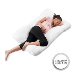 ComfySure Pregnancy Full Body Pillow-U Shaped Maternity and