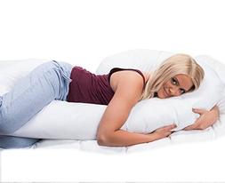 Full Body Pregnancy Pillow Hypoallergenic Maternity Suppor