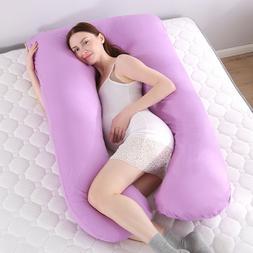 Pregnancy Pillow Large U-Shape Full Body Pillow for Sleeping