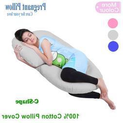 """57"""" Full Body Pregnancy Pillow Maternity Pillow for Sleeping"""