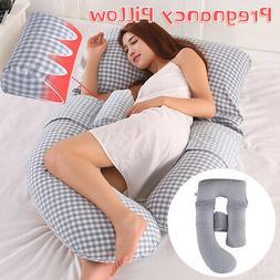 Pregnancy Pillow Full Body Pillow for Maternity & Pregnant W