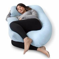 Pregnancy Pillow, U-Shape Full Body Pillow and Maternity Sup