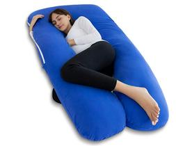 Pregnancy Pillow - U Shaped - Body Pillow for Pregnant Women