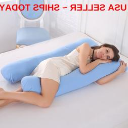 Pregnancy Pillow U Shaped Full Body Pillow for Maternity and