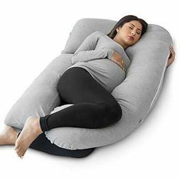 PharMeDoc Pregnancy Pillow UShape Full Body Pillow Maternity