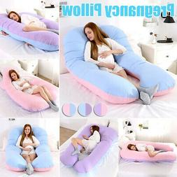 Pregnancy Pregnant Pillow Maternity Belly Contoured Body U S