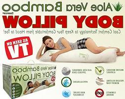Aloe 99 The Pregnancy Sqa Spa Body Pillow Hypoallergenic Alo