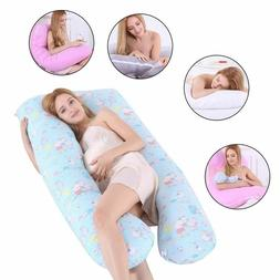 Pregnant Woman Pillow Sleeping Support For Maternity Cotton