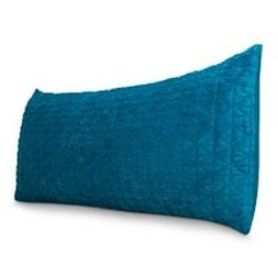 Room Home Essentials Quilted Microplush Body Pillow Cover Te