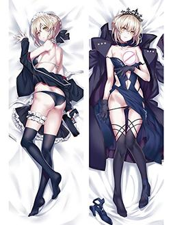 Home Goodnight Saber - Fate 2 Way Tricot Hugging Full Body P