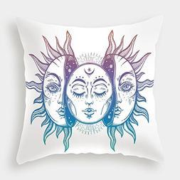 satin throw pillow cushion cover