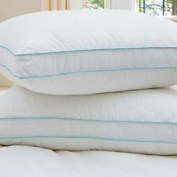 Cozy Classics Scallop Cloud Quilted Gusset Pillow