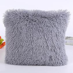 Sea Lion Cashmere <font><b>Pillowcase</b></font> Short Plush