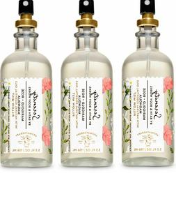 BATH AND BODY WORKS SERENITY MARIGOLD ROSE MAGNOLIA PILLOW M