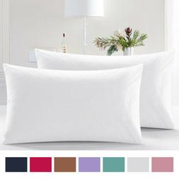 Luxury 100% Cotton Body Pillow Cover Pillowcase Set Soft 30