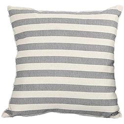Muyankissu® Simple Striped Home Body Pillowcases,Highpot Si