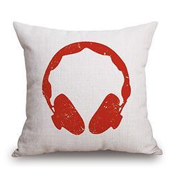 Elliot_yew Fashion Simplestyle Music Decorative Cotton Linen