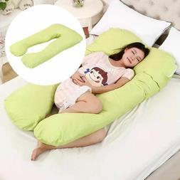 Sleeping Pillow For Pregnant Women Body Cotton U Shape Mater