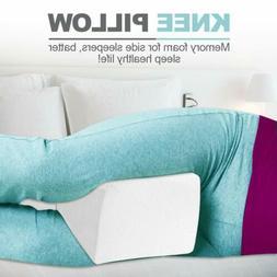 Sleeping Wellness Sofa Memory Foam Knee Leg Support Pillow S