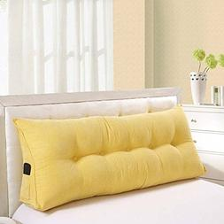 VERCART Sofa Bed Large Filled Triangular Wedge Cushion Bed B