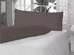 Solid Pattern 1000 Thread Count 100% Egyptian Cotton One Pai