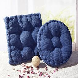 MEIZOKEN 1PC Square or Round Thick Hemorrhoid Chair Pad Seat