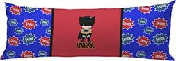 RNK Shops Superhero Body Pillow Case