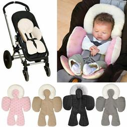 Support Pillow Car Seat Head Body Newborn Baby Stroller Line