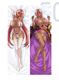 Lilith Taimanin asagi Body Pillow Cover Ingrid 2018 Winter C