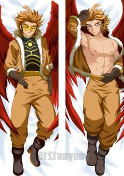 "Takami Keigo My Hero Academia Anime Dakimakura Japan Body Pillow Case Cover 59/"""