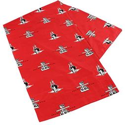 texas tech raiders pillowcase