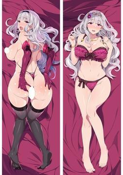 The Idolmaster Nude Shijou Takane Anime Dakimakura Body Pill