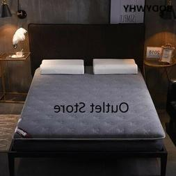 Thick Memory Foam Tatami Foldable Mattress for Family Bedspr