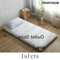 Thick Memory Foam Tatami Foldable  Mattress for Family Bedsp