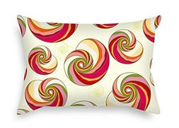 Throw Pillow Case Of Vortex For Bench Her Adults Gril Friend
