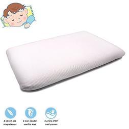 Easy-Tang Toddler Memory Foam Pillow Children's Pillows for