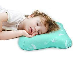 Toddler Pillow for Sleeping, Small Nap Pillow for Kids Trave