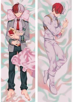Todoroki Shoto My Hero Academia Dakimakura Anime Body Pillow