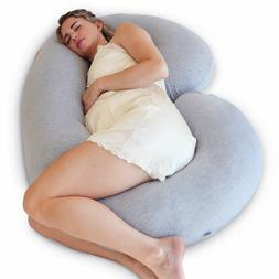 Pharmedoc Total Body Pillow With Jersey Cover
