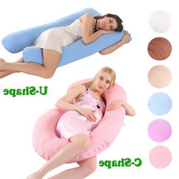 U Shape/C Shape Pregnancy Pillow-Full Body Pillow for Matern