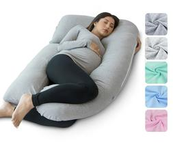 PharMeDoc U-Shape Full Body Pregnancy Pillow + BAG