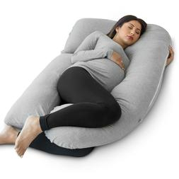 U Shaped Body Pillow - Maternity Pillow for Pregnant Woman -