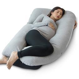 U-Shaped Full Body Pregnancy Pillow by PharMeDoc
