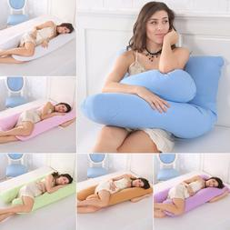 u shaped full body pregnancy pillow maternity