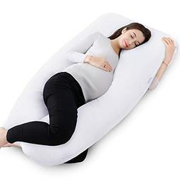 QUEEN ROSE 55in Pregnancy Pillow- U Shaped Body Pillow for B