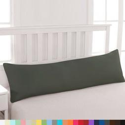 Ultra Soft Body Pillowcase Microfiber Body Pillow Case Cushi