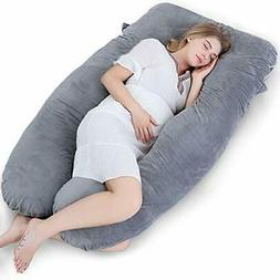 Meiz Unique U-Shaped Pregnancy Pillow - Full Body Maternity