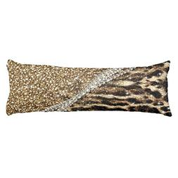 UOOPOO Beautiful Chic Girly Leopard Animal Faux Fur Print Ty