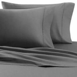 !US 1 Pair Pillow Case 100% Egyptian Cotton 1000 Thread Coun